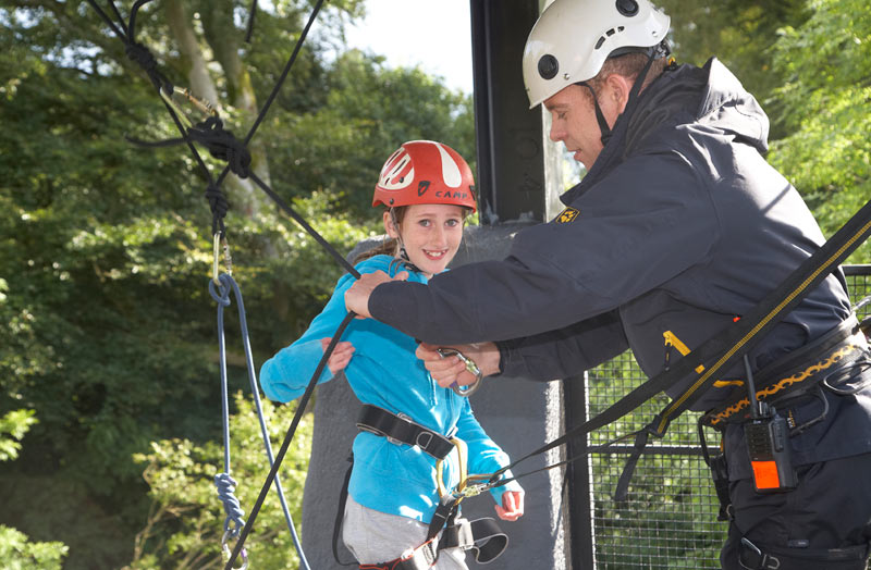 Centre Manager job at Manor Adventure